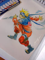 Naruto by eDufRancisco