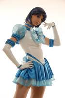 cosplay Sailor Mercury -5 by sadakochan87