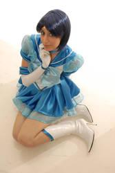 cosplay Sailor Mercury -9 by sadakochan87