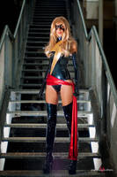 cosplay Ms. Marvel -1 by sadakochan87