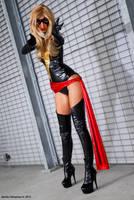 cosplay Ms. Marvel -4 by sadakochan87