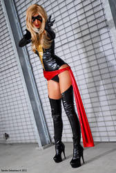 cosplay Ms. Marvel -4 by sadakochan87