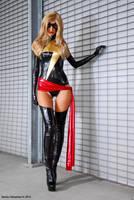 cosplay Ms Marvel -5 by sadakochan87