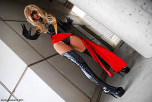 cosplay Ms. Marvel -8 by sadakochan87
