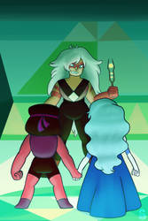 Steven Universe: Let's Go Just One On Two by Shrineheart
