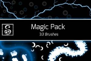 Manga Studio 5 Magic Pack - 33 Brushes by Shrineheart