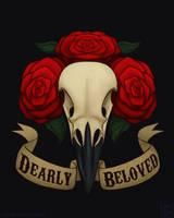 Print: Dearly Beloved by Shrineheart