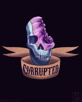 Print: Corrupted by Shrineheart
