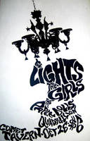 The Lights poster by PorPorCoro