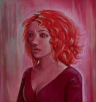 Machiri in red 2 by Ciuva