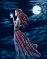 Rayhin, Queen of Sorcery by Ciuva