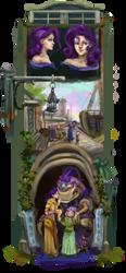 Rarity - Morrowind concept by ArainMorn