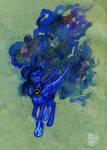 MLP: Just Luna by ArainMorn