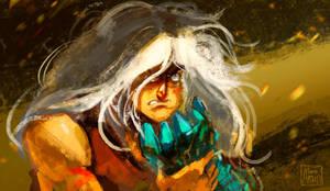 SU: Corrupted Jasper by ArainMorn
