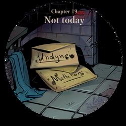 UT: NJR - Not today by ArainMorn