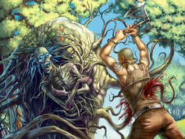 Roots Overlord by Pa-Go