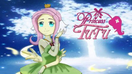 Mlp Princess Tutu-Thumbnail-Fluttershy by mizuki12341