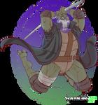 Donatello by RAYN3R-4rt