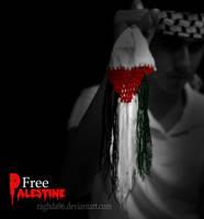 Free Palestine by Raghda86