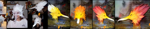 WIP - Phoenix Mask Guide by taeliac