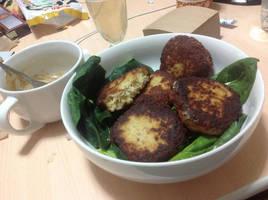 Tae's Panko Fish Cake Recipe by taeliac