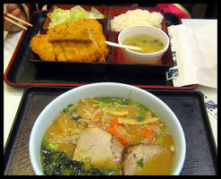 The beauty of Japanese food by taeliac