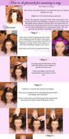 Tutorial: How to do pincurls by taeliac