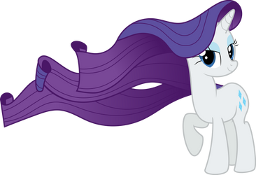 Windswept Rarity by digimonlover101
