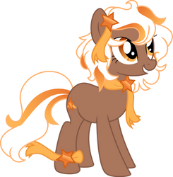 (commission) Caramel Star by digimonlover101