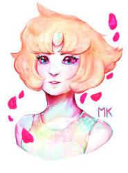 [SPEEDPAINT] Pearl by MissKiwiArt