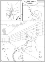 Gravity Falls - A Dangerous Game page 03 by Akira-Devilman666