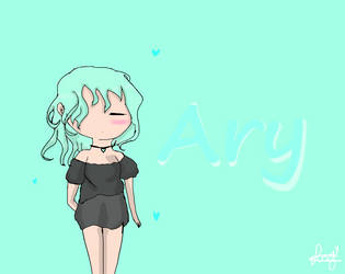 Random art by AryDreamer