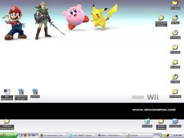 Desktop - August 16th, 2007 by professorhazard