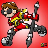 Mini-Speed Lancer by professorhazard