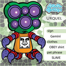 Animal Control - Urquel by professorhazard