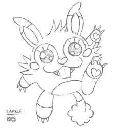 Sketchbook - Darble by professorhazard