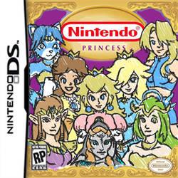 Nintendo Princess by professorhazard