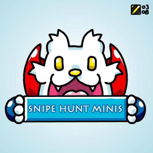 Snipe Hunt Minis - Mini MAX by professorhazard