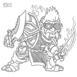 Sketchbook - Carbonfizz by professorhazard