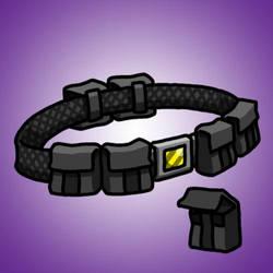 Utility Belt by professorhazard