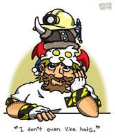 The Hat Hat Hat Meme by professorhazard