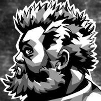 Left 4 Dead - Self Portrait by professorhazard