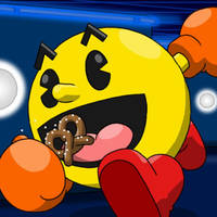 Pac-Man by professorhazard