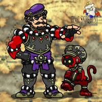 Puppetmaster Jackanapes by professorhazard
