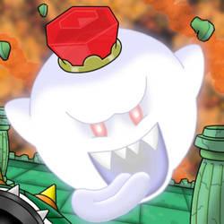 King Boo by professorhazard