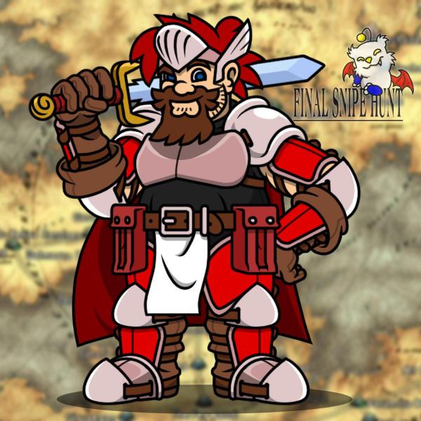 Knight Hazard by professorhazard