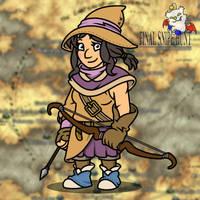 Archer Fiero by professorhazard