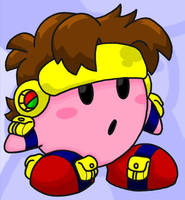 Kirby Hats - Joefus by professorhazard