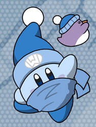 Kirby Hats - Doctor Billiam Whitehead by professorhazard