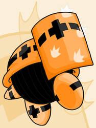 Kirby Hats - Mets by professorhazard